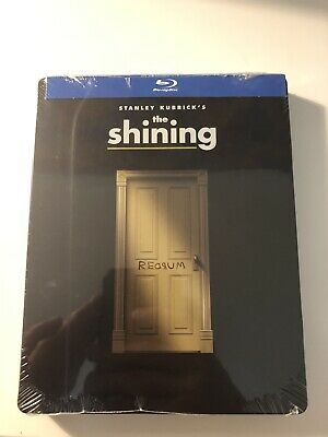 THE SHINING Steelbook (Blu-ray, 1980, OOP, Rare) Bestbuy Sealed