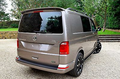 VW T6 Transporter Simple Porte Hayon Spoiler Arrière Aile, Excellent 2016-2017