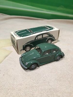 VW Volkswagen Beetle Kafer Kever van Wiking 113 Germany 1:40 in Box