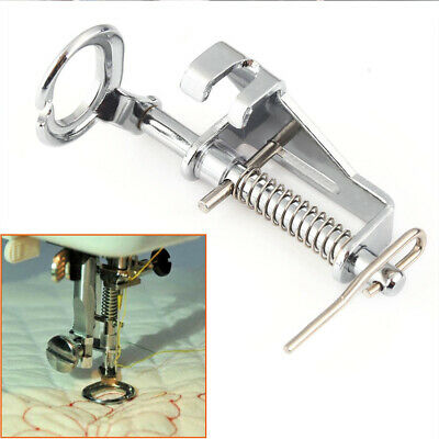 Durable Multifunction Ruffler Embroidery Sewing Machine Stitch Presser Foot