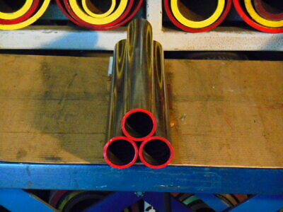 "E0165 Dom Round Steel Tube  2.375"" Od  X   2.000  Id  (.187 Wall)   24""  Long"