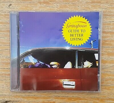 GRINSPOON - Guide To Better Living CD 1997