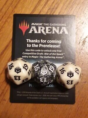 MTG Arena War of the Spark Pre-release Code Free Competitive Draft