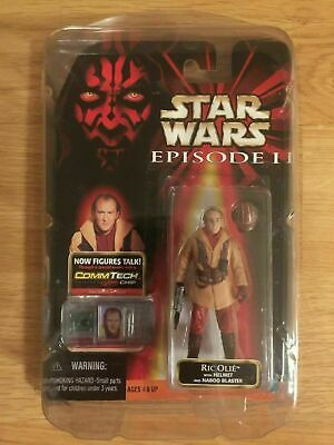 New Star Wars: Episode 1: The Phantom Menace Action Figures 1999 Collection 1