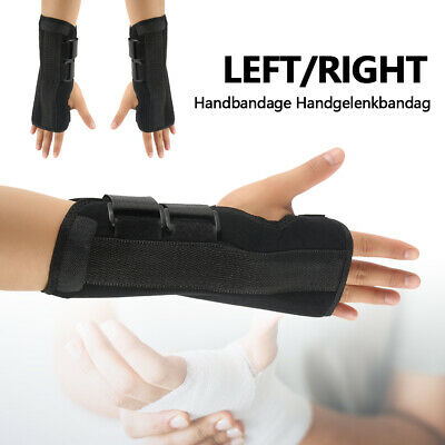 Wrist Support Hand Brace Carpal Tunnel Splint-Arthritis Protector Glove Guard