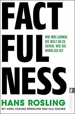 Hans Rosling ~ Factfulness 9783548060415