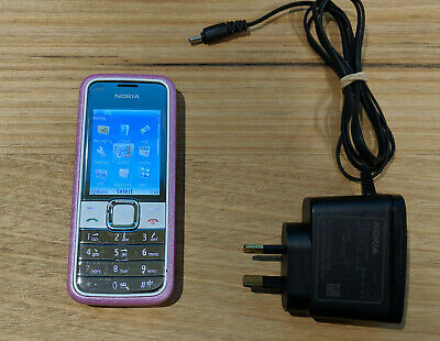 Nokia 7310c Supernova (RM-379) Vintage Mobile Phone w/ Battery and Charger