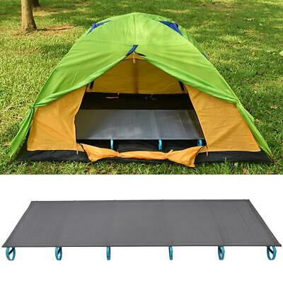 Folding Camping Bed Outdoor Indoor Portable Military Sleeping Hiking Travel Bed