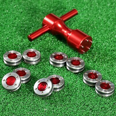 5/10/15/20/25g Generic Golf Putter Weights & Wrench for Titleist Scotty Cameron