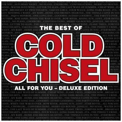 Cold Chisel-The Best Of Cold Chisel - All For You 2CD Deluxe edition NEW SEALED