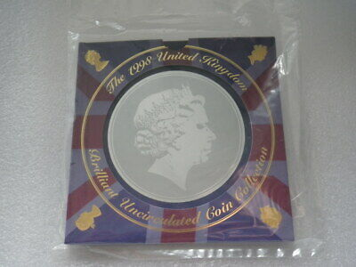 Great Britain Royal Mint 1998  Uncirculated Set. Sealed Pack