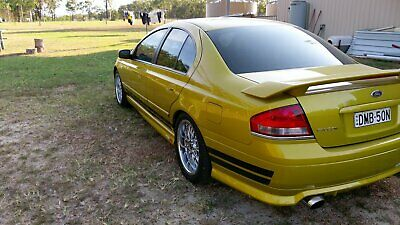2003 Ford Falcon BA XR8
