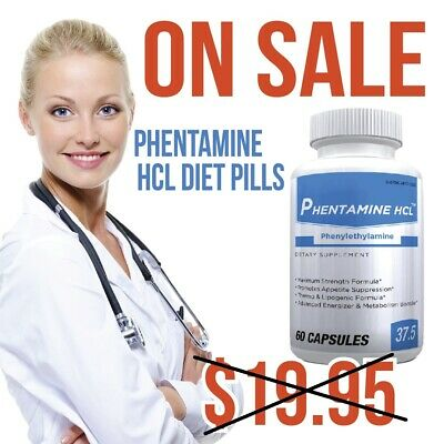 PHENTAMINE 37.5 #1 Best Diet Pill- FAT BURNER- CARB BLOCKER- WEIGHT LOSS KETO