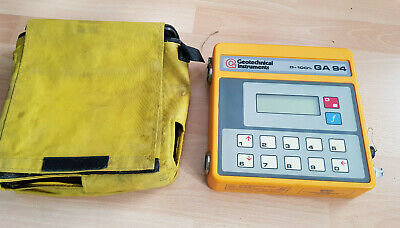 Geotechnical Instruments GA94 Infra-Red Landfill Gas Analyser
