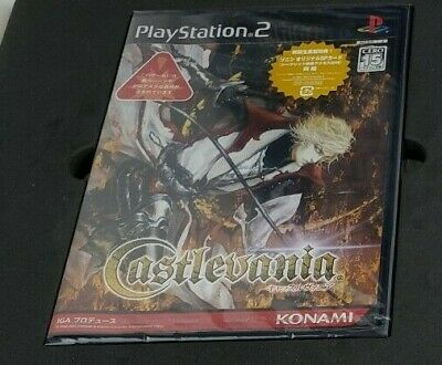 Castlevania Lament of Innocence Playstation 2 Japan Import Collector Edition !