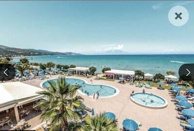 Package Holiday To Zante, Greece (for 2 Adults)