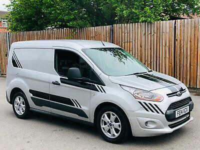 2014/14 Ford Transit Connect Trend 1.6 Tdci 115 Ps 3 Seater-Silver-L1 Swb-No Vat