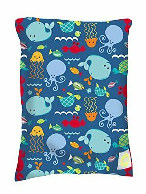 8ecc1f4dd4ed ITZY RITZY REUSABLE Wet Bag - Snack Happens - Little Miss Zig Zag ...