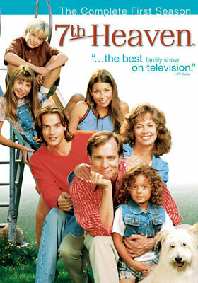 7th Heaven: The Complete First Season (DVD,2004)
