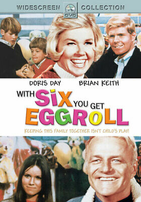 With Six You Get Eggroll (DVD,1968)