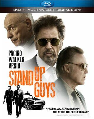 Stand Up Guys (DVD,2013)