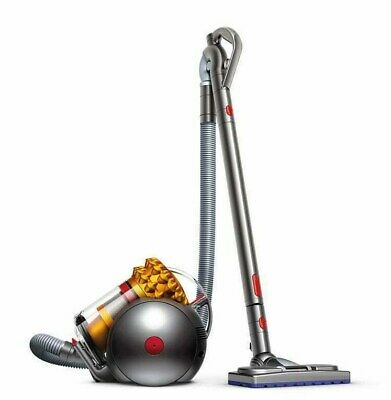 DYSON DC-54 Cinetic BIG BALL BARREL Allergy MULTI FLOOR Vacuum Cleaner GOLD/2