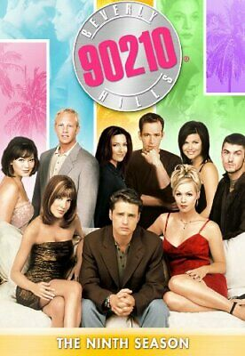Beverly Hills 90210: The Ninth Season (DVD,2010)