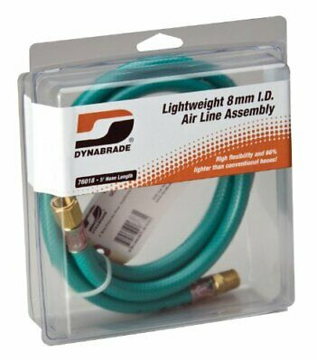 Dynabrade Products 76018 Dynabrade 5-foot Whip Hose