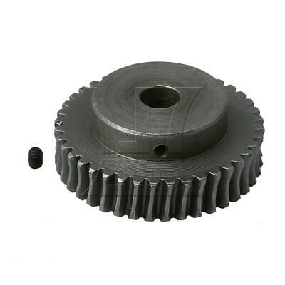40 Teeth Steel Worm Gear Wheel 1:40 Speed Ratio 10mm Bore for Worm Reducer