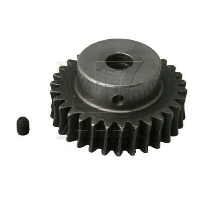 30 Teeth Steel Worm Gear Wheel 1:30 Speed Ratio 8mm Bore for Worm Reducer