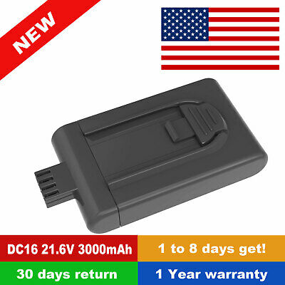 3000MAH REPLACEMENT BATTERY for Dyson DC16 12097 BP-01 Cordless