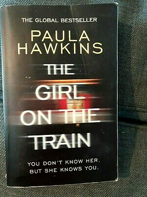 The Girl on the Train by Paula Hawkins PaperBack Book (16)