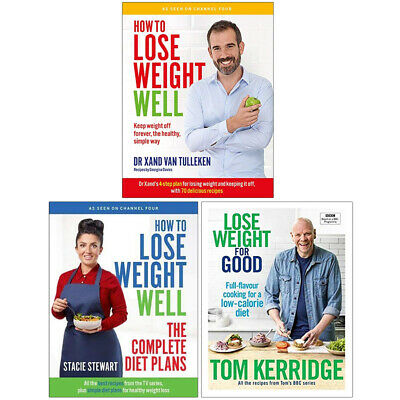 Lose Weight For Good,How To Lose Weight Well Keep Weight Off 3 Books Collection
