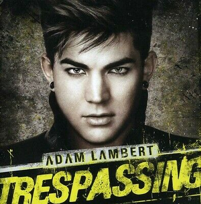 Adam Lambert Trespassing CD NEW
