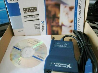 New In Box National Instrumens NI GPIB-USB-HS Interface Adapter IEEE 488 1PC