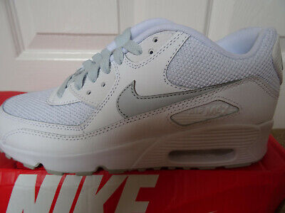 watch bbe23 a1b13 Nike Air Max 90 Mesh (GS) trainers AA0570 100 uk 5.5 eu 38.5 us