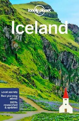 Iceland by Lonely Planet