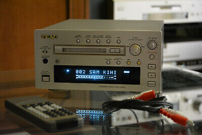 Teac Md H300 Md-h300 Lettore Minidisc Minidisc Player Recorder + remote control
