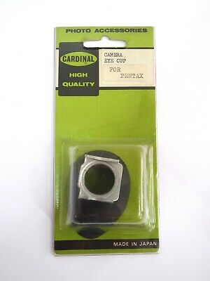 Camera Eye Cup For Pentax High Quality - Visor De Goma Para Camara - Made In