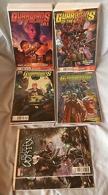 Guardians of the Galaxy #1-27 (2014) Full Series Run Variants Extras Marvel Now