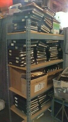 Huge Canadian Stamp Collection 1000s of Stamps 1900's Highly Organized