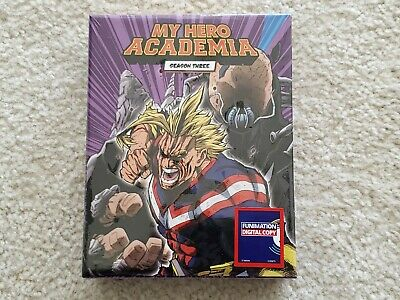MY HERO ACADEMIA Season 2 Part two Limited Edition [Blu-ray