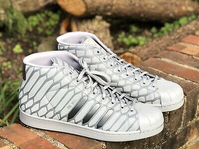 4db0aa5a6d302 ADIDAS XENO PRO Model Mens Size 11 Reflective Sneakers Q16534 ...