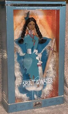 Barbie Spirit of the Water Native American Spirit Collection Toys R Us 2002 NR