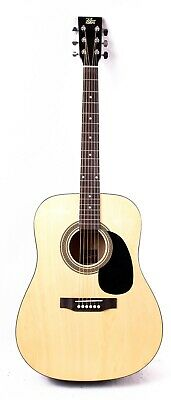 Rogue RA-090 Dreadnought Acoustic Guitar, Natural, BLEMISHED
