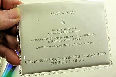 Mary Kay  Beauty Blotters In A 75 Count Package New In Package