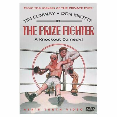 The Prize Fighter (DVD,1979)
