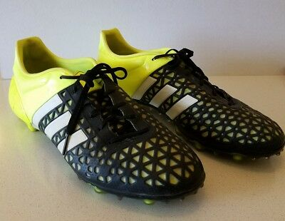 timeless design 0092e 1e30c Adidas ACE 15.1 FG AG Soccer Cleats B32857 size 9.5