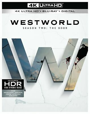Westworld: The Complete Second Season (DVD,2018)