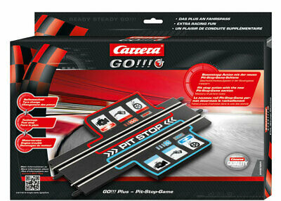 Carrera 61664 - GO PLUS Pit-Stop-Game